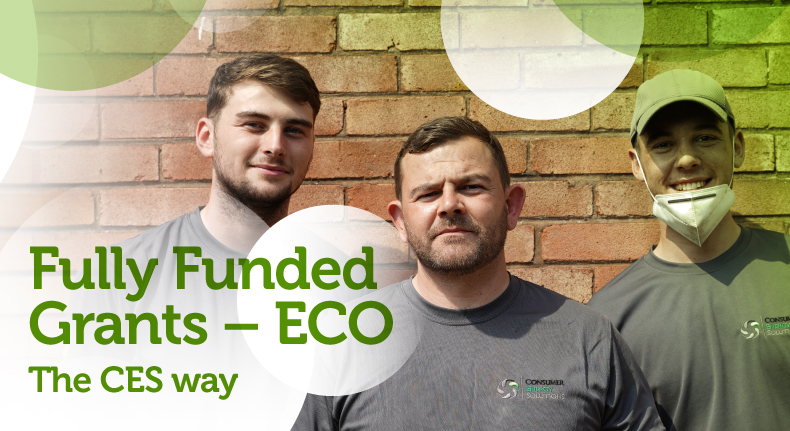 Fully Funded Grants – ECO, The CES way